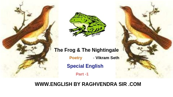The Frog & The Nightingale