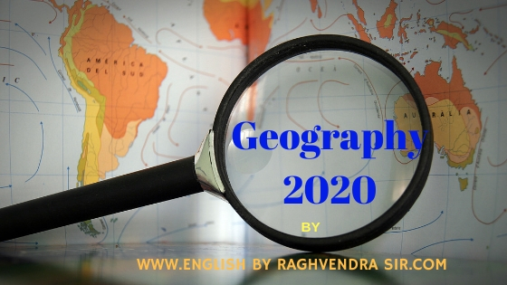 Geography -2020