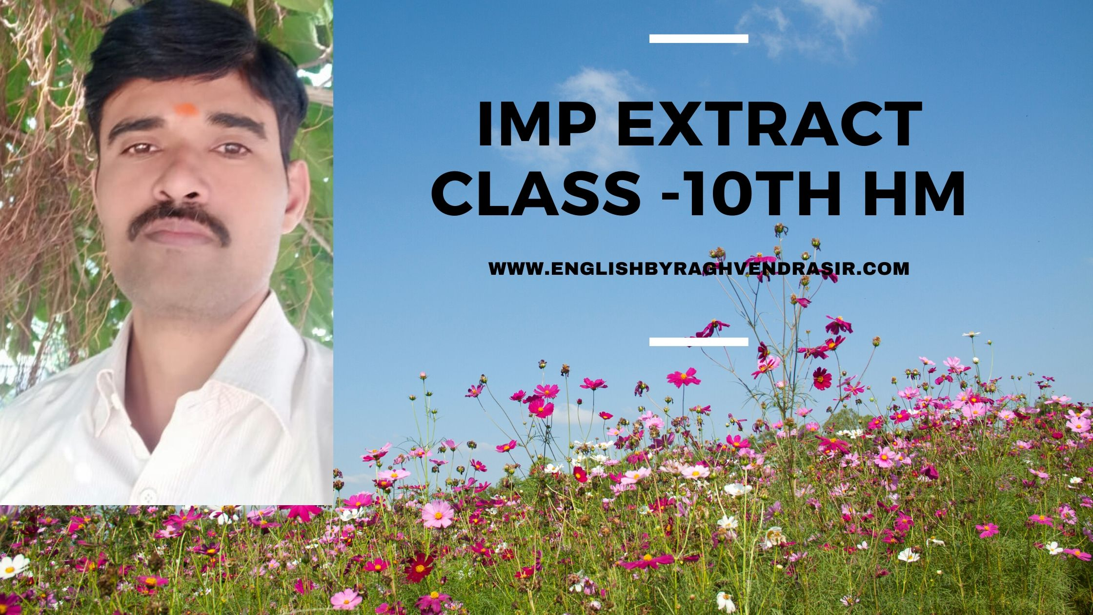 IMP EXTRACT CLASS -10th HM